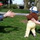 Прогулки с малышом на свежем воздухе